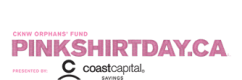 CKNW Orphans Fund Pink Shirt Day